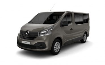 Renault Trafic 4-8 Places