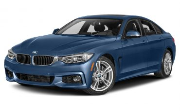 BMW 435D gran coupe